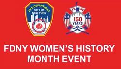FDNY Women's History Month