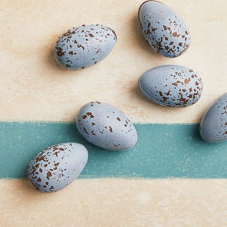 Easter - Speckled Blue Eggs