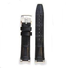 alligator-black-strap-rolex_copy_7242446