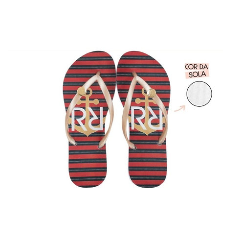 Chinelo Rafitthy Stripes Anchor Ref 222.01701_18