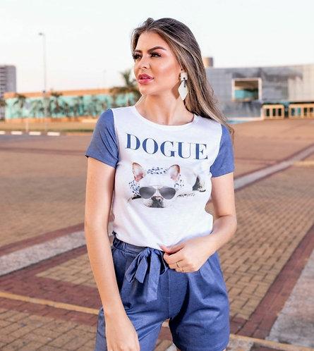 T- Shirt Dogue Bonequim Ref94401447