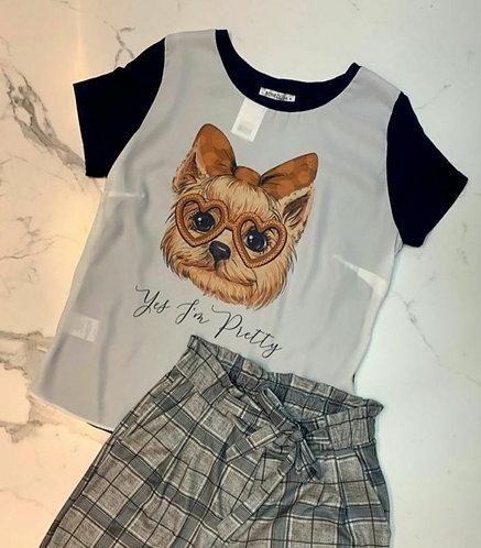 T- Shirt Impretty Bonequim Ref 43011456