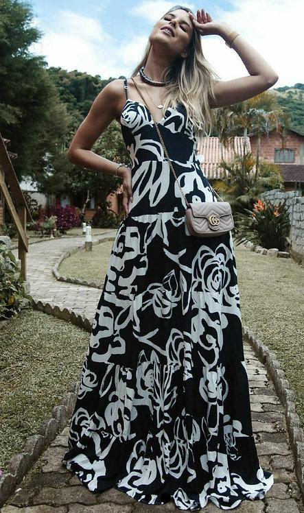 Vestido Monet Ave Rara RefOPVL0376