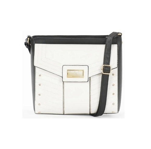 Bolsa Be Forever White/ Preto/  Light Gold  33.01115A_3