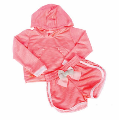 Conjunto Rosa Neon YoLoveYo Ref 21368