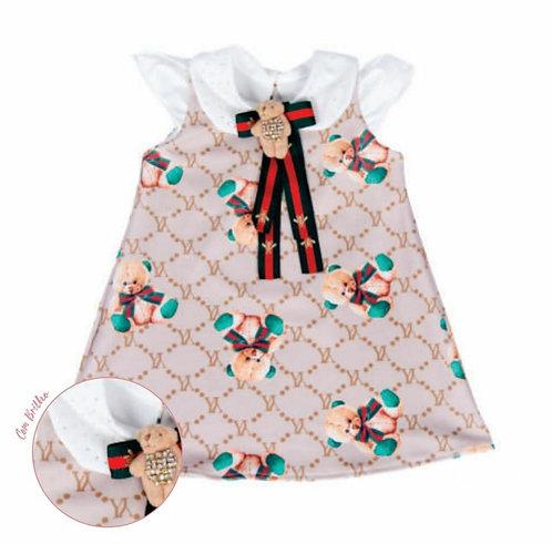 Vestido Estampa Gucci YoLoveYo Ref 21349