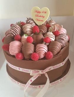 Strawberry Wrap