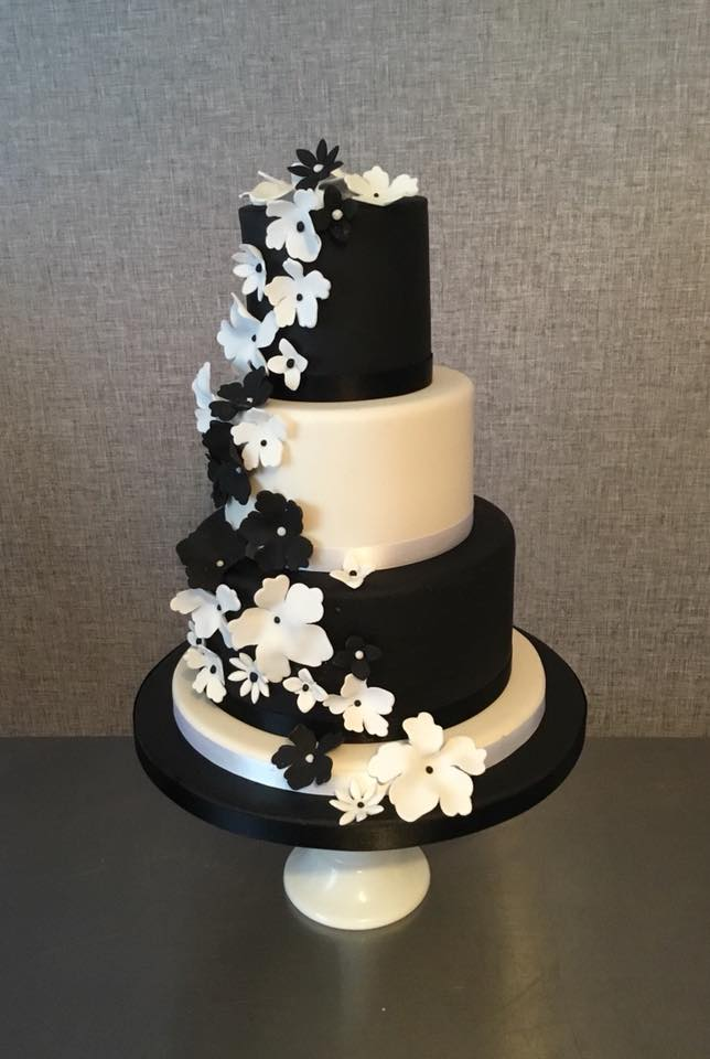 Black n White_Wedding