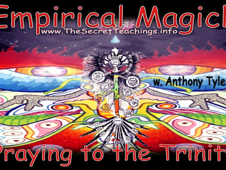 "Physics of the Psyche on ""Secret Teachings"" Radio"