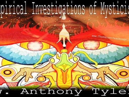 Mysticism & the Unexplainable on 'The Secret Teachings'