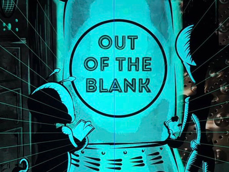 Practical Mysticism on 'Out of the Blank'
