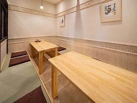 キノコと肉の手作り料理   信州の幸(めぐみ)掘りごたつ半個室