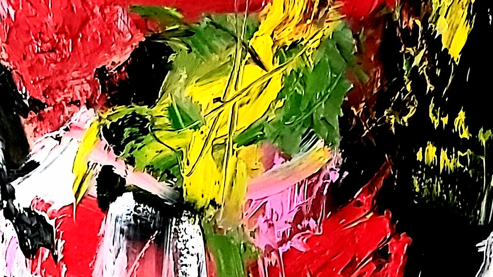 """painting """"Lorius"""""""