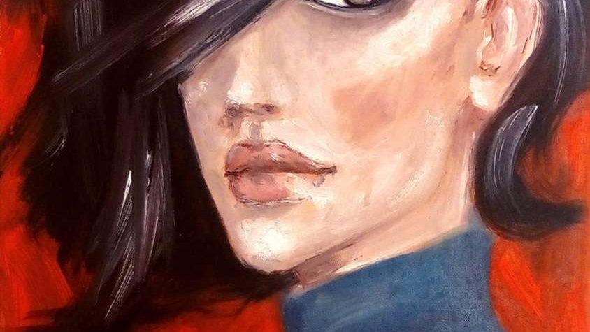 """portrait """"Marie"""""""