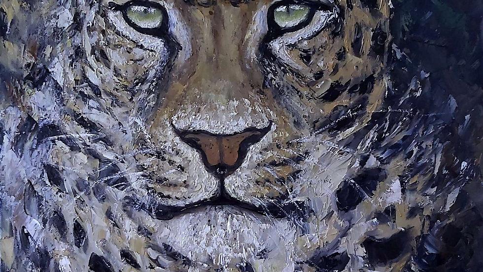 """painting """"Leo"""""""