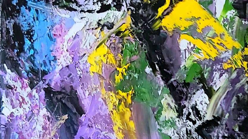 """painting """"Parrots"""""""