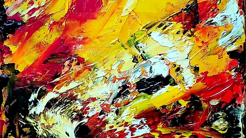 "painting ""Igneus"""