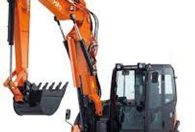 Kubota KX080-4α2 Excavator