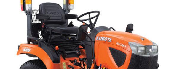 Kubota BX Series
