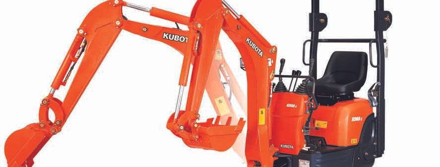 Kubota K008-3