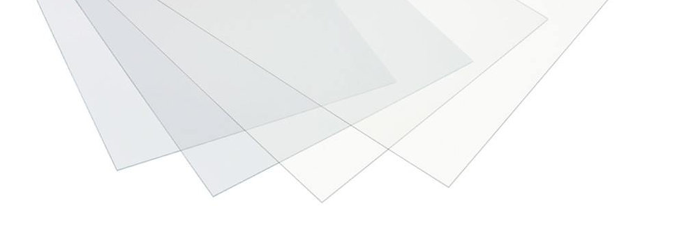 Flat Solid Polycarbonate Sheets