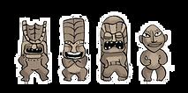Hawaiian gods - akua