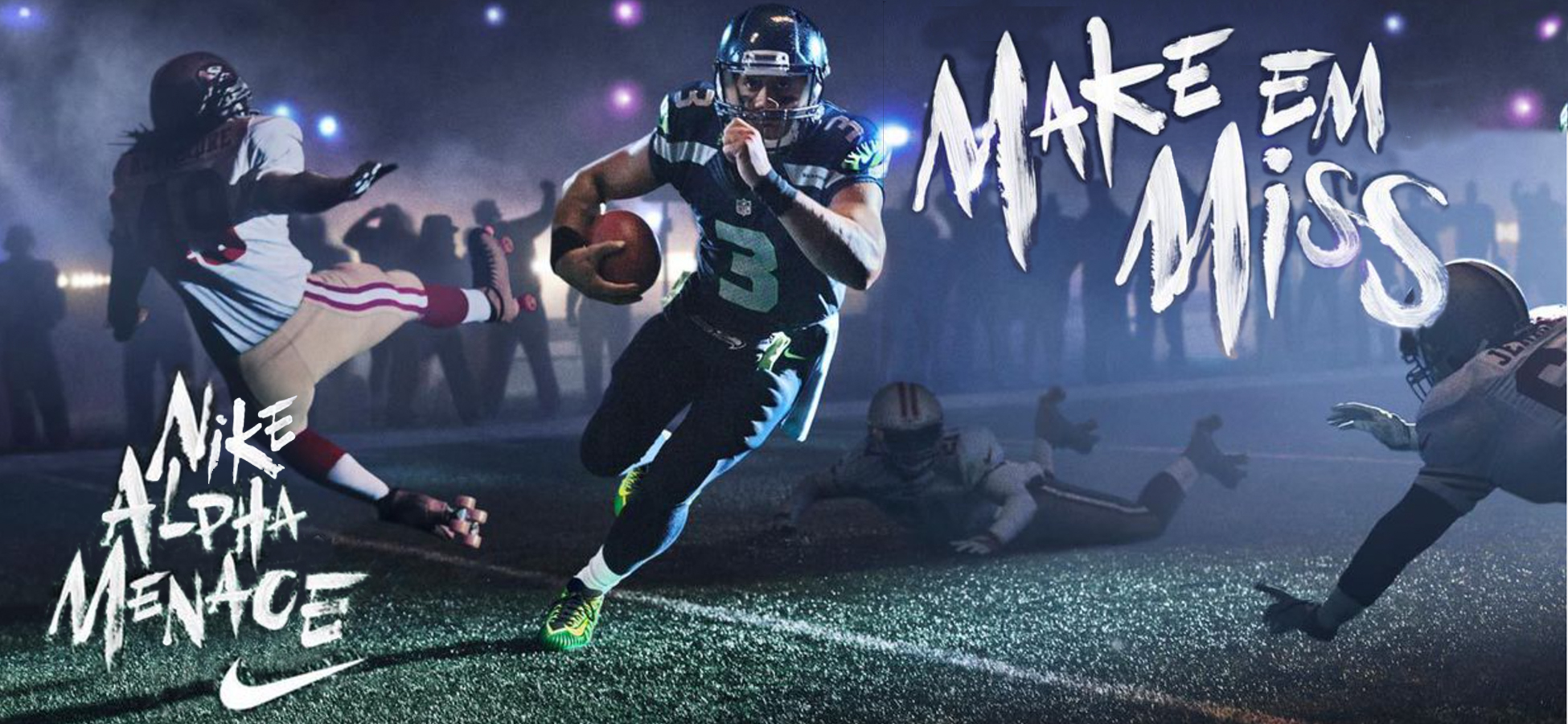 Nike Alpha Menace