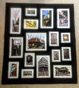 MDFoTs  Custom Quilt New Orleans Vacatio