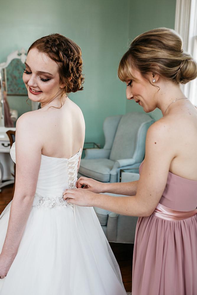 merrimon-wynne house wedding