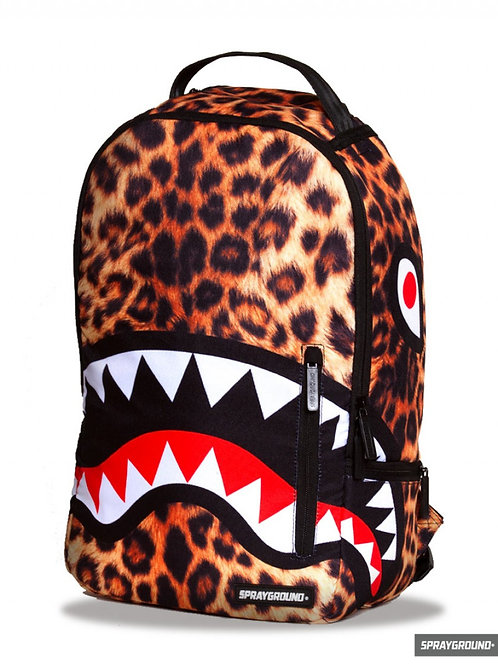 Lil Leopard Shara Mini Backpack
