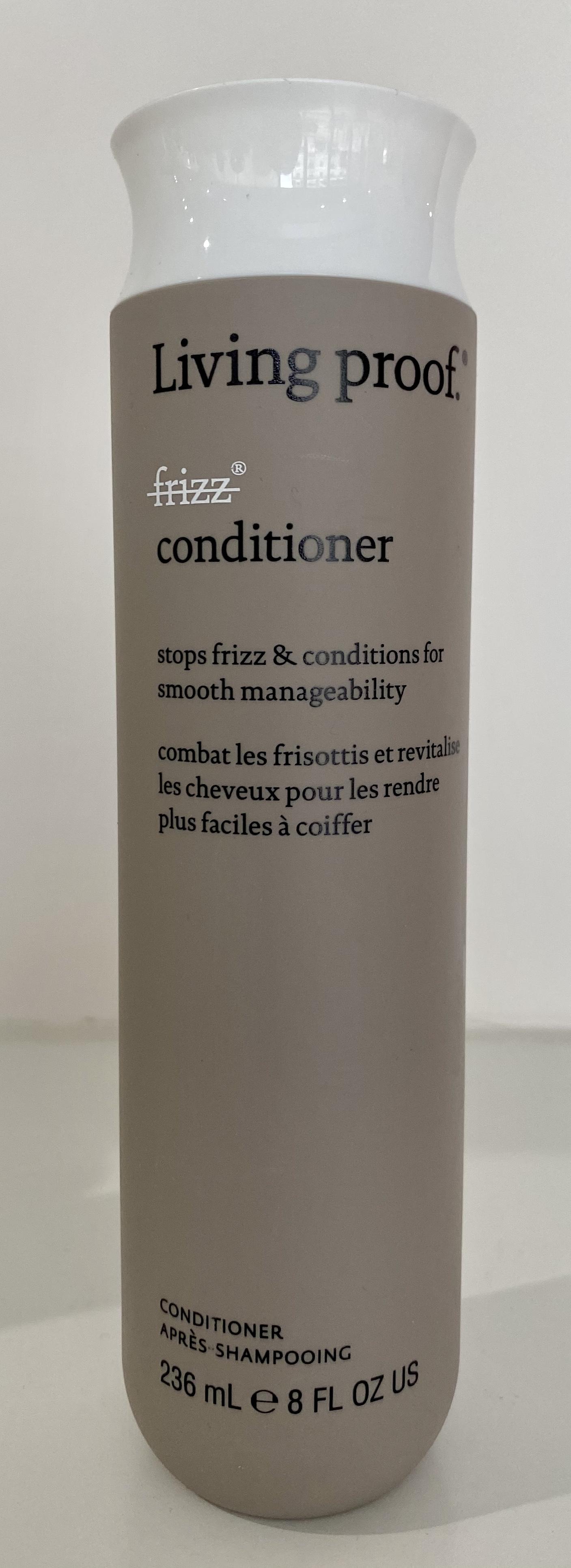 No Frizz Conditioner