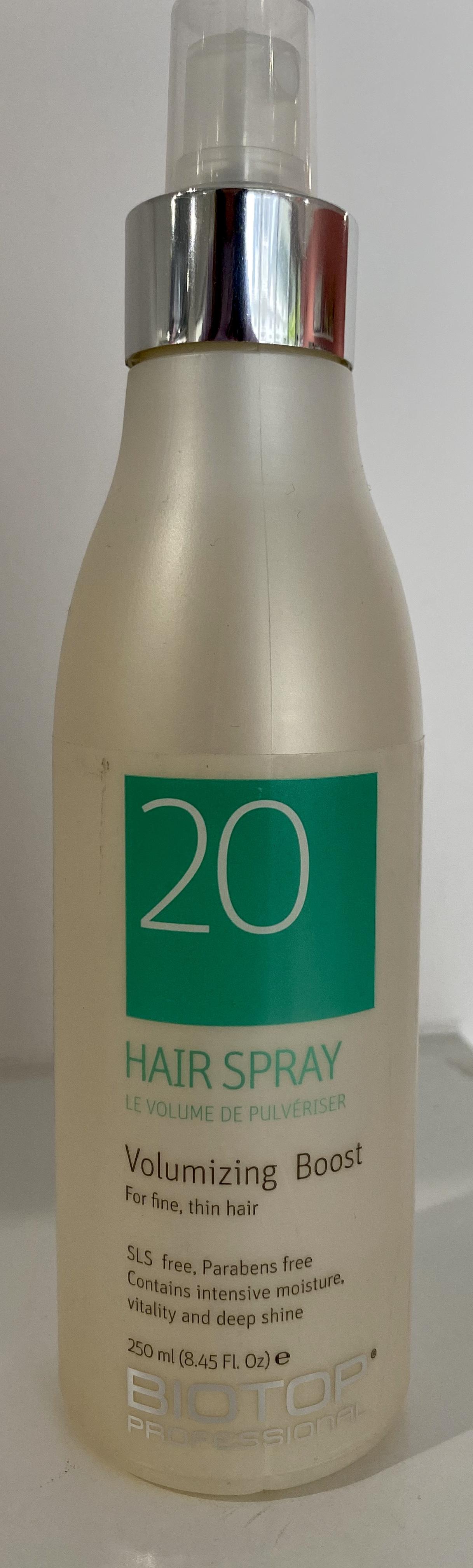 20 Volumizing Hair Spray