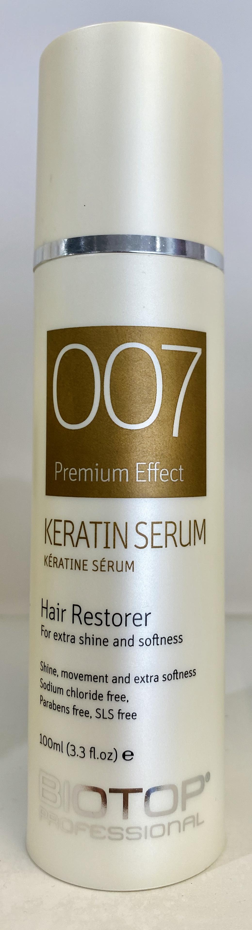 007 Keratin Serum