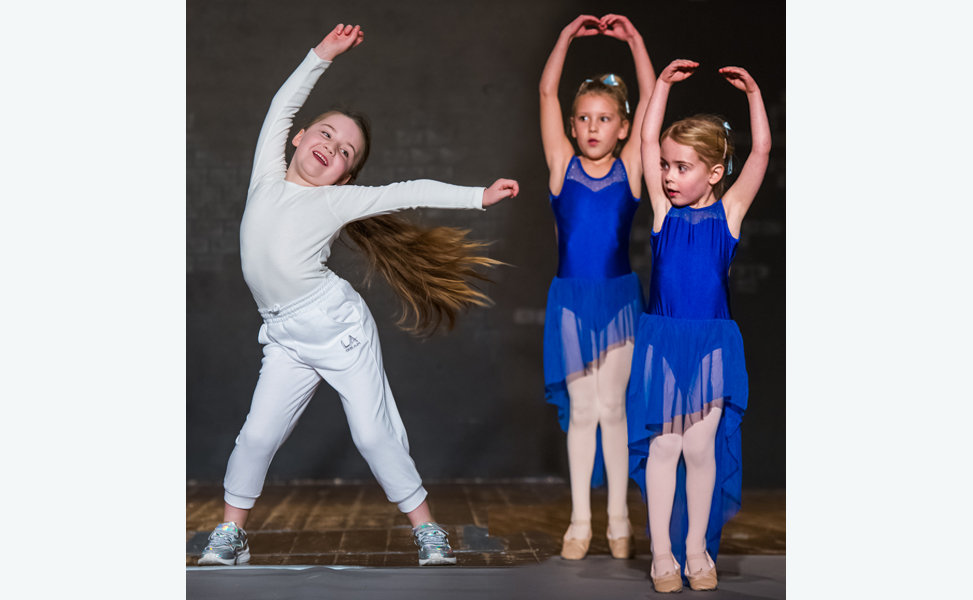 Ballet & Commercial - Juniors (SuA)