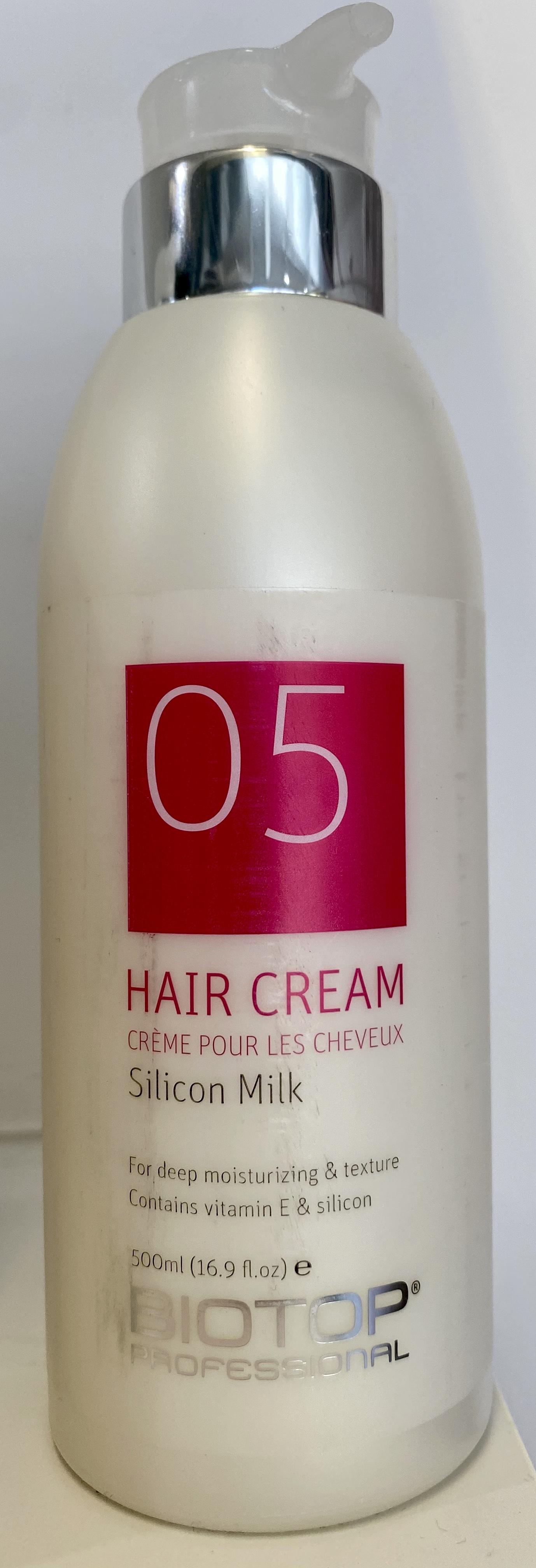 05 Hair Cream