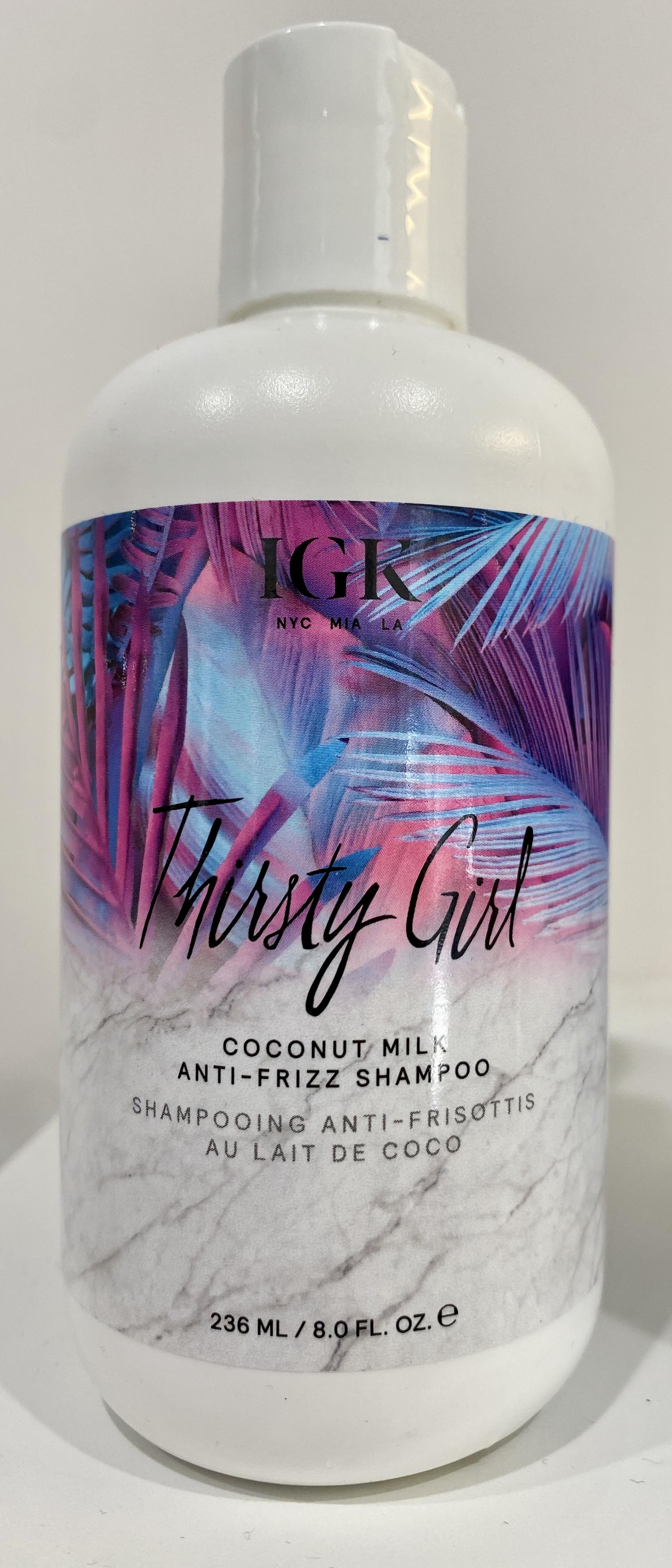 Thirsty Girl Shampoo