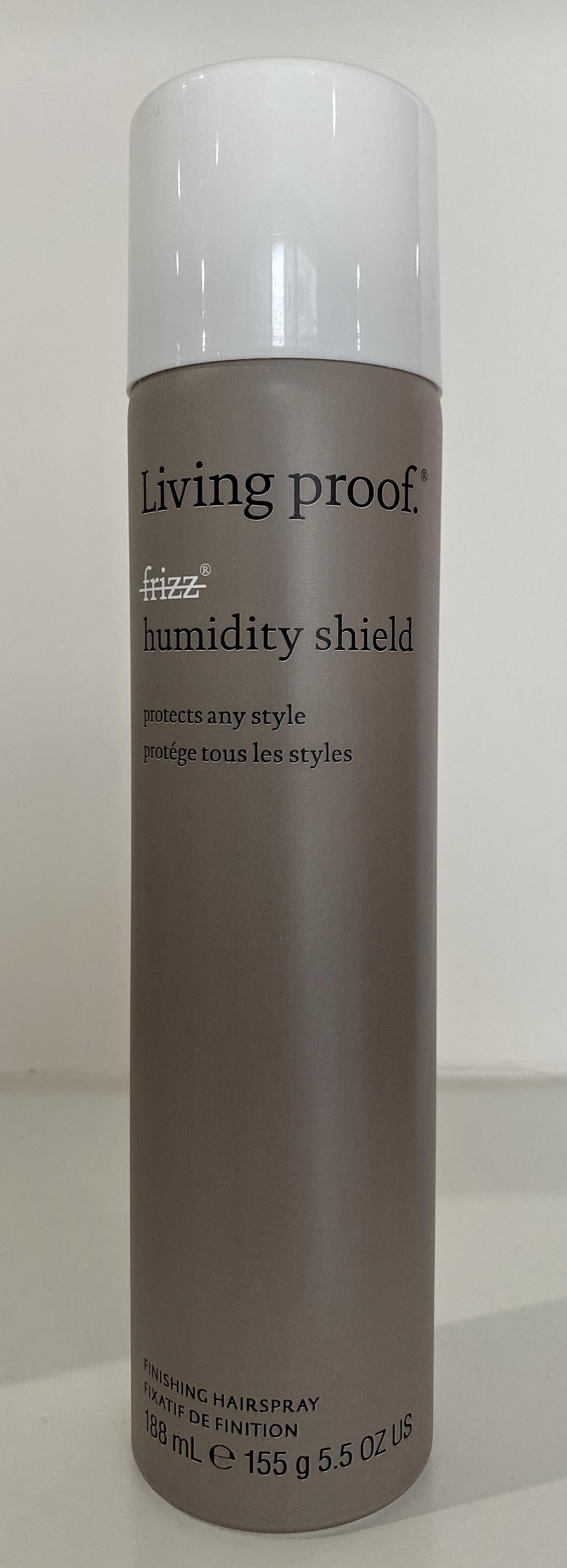 No Frizz Humidity Shield