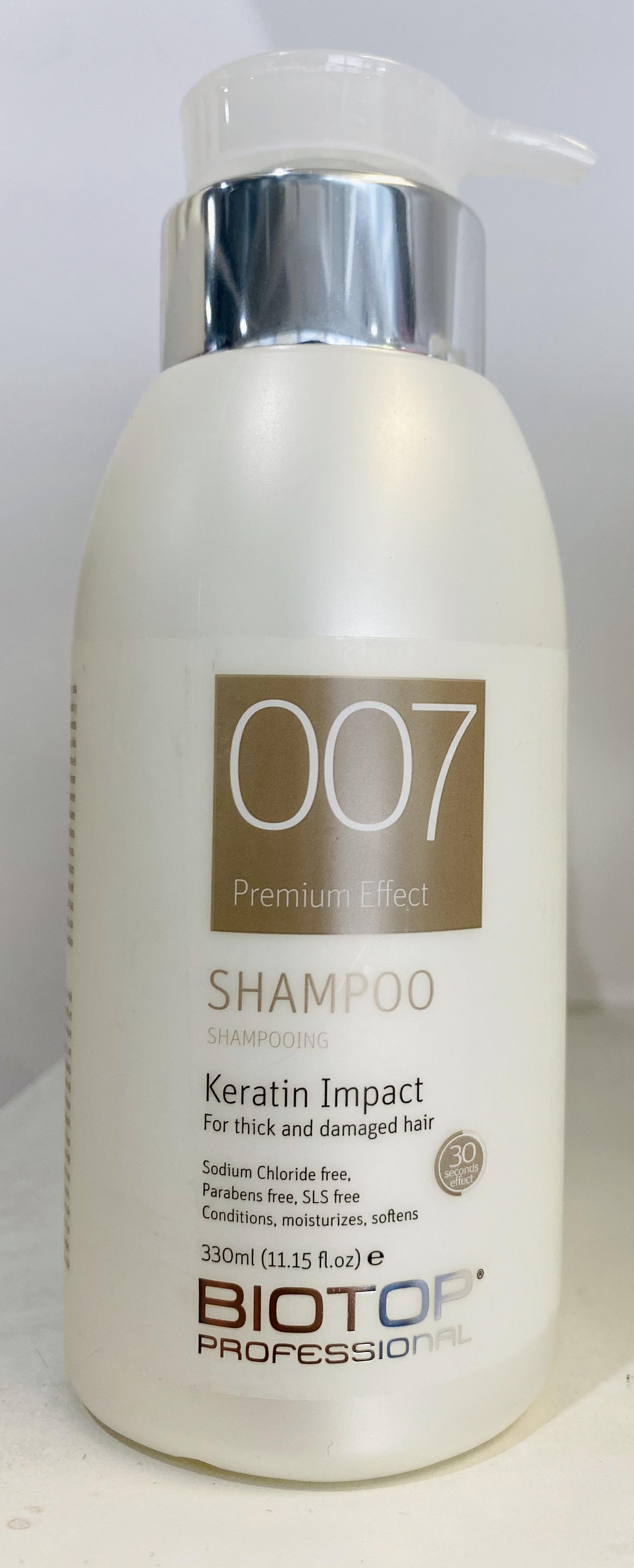 007 Shampoo