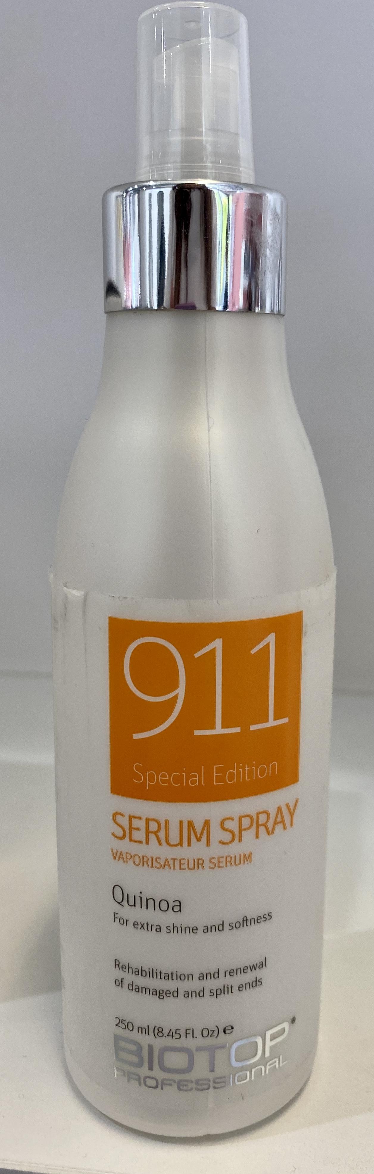 911 Quinoa Serum Spray