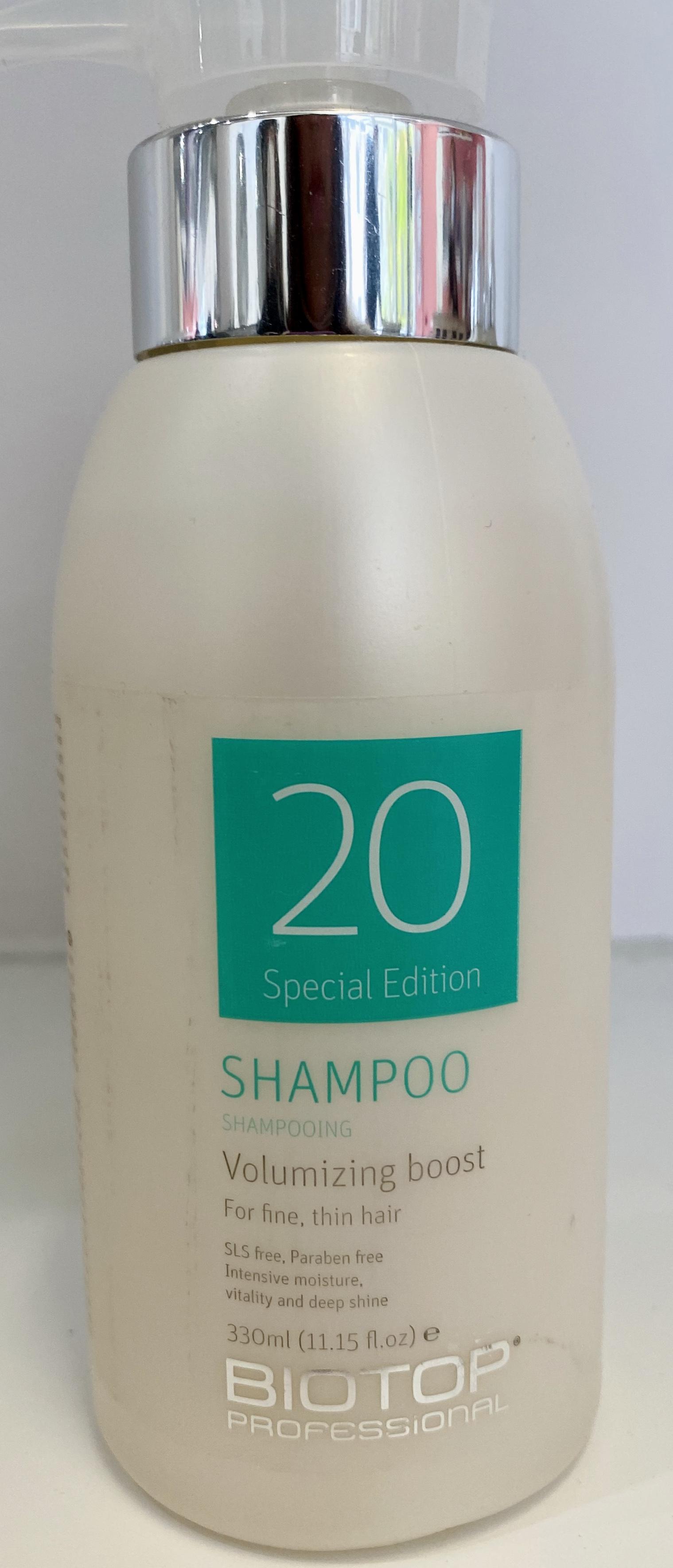 20 Volumizing Shampoo