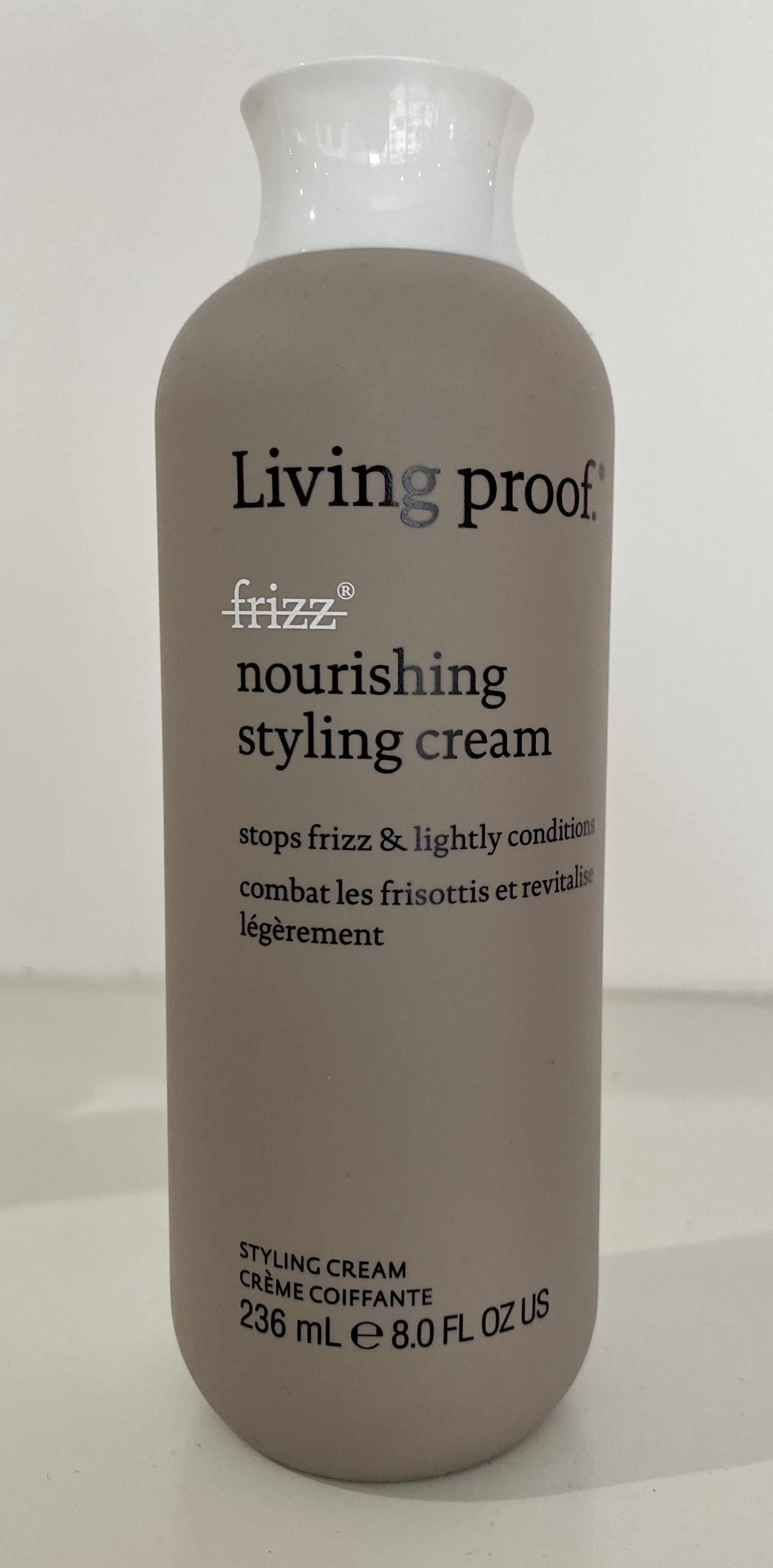 No Frizz Styling Cream