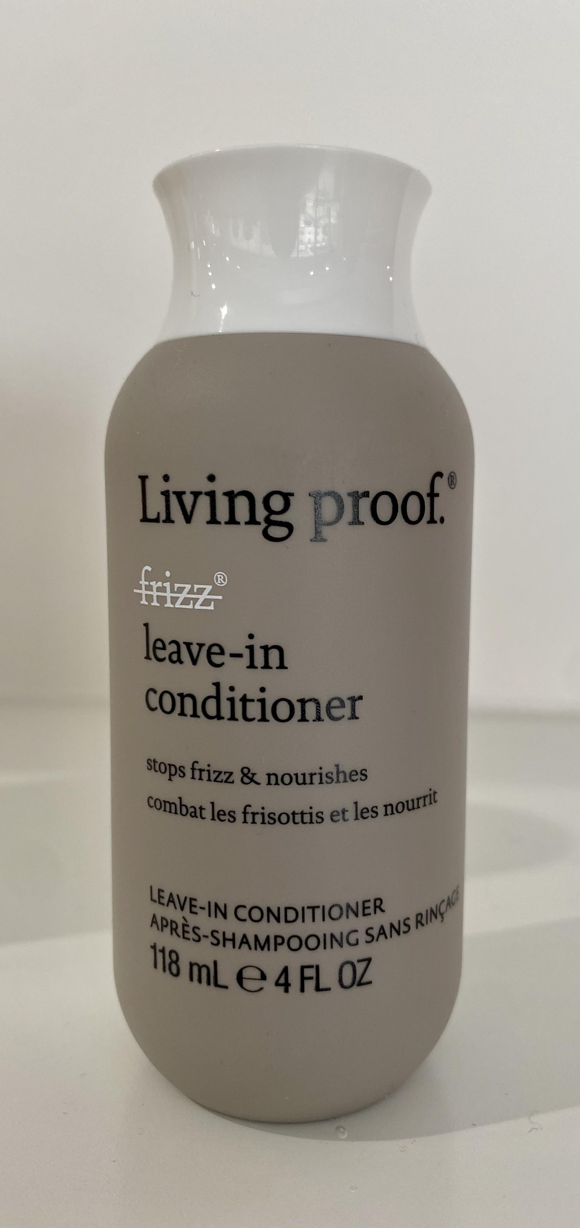 No Frizz Leave In Conditioner