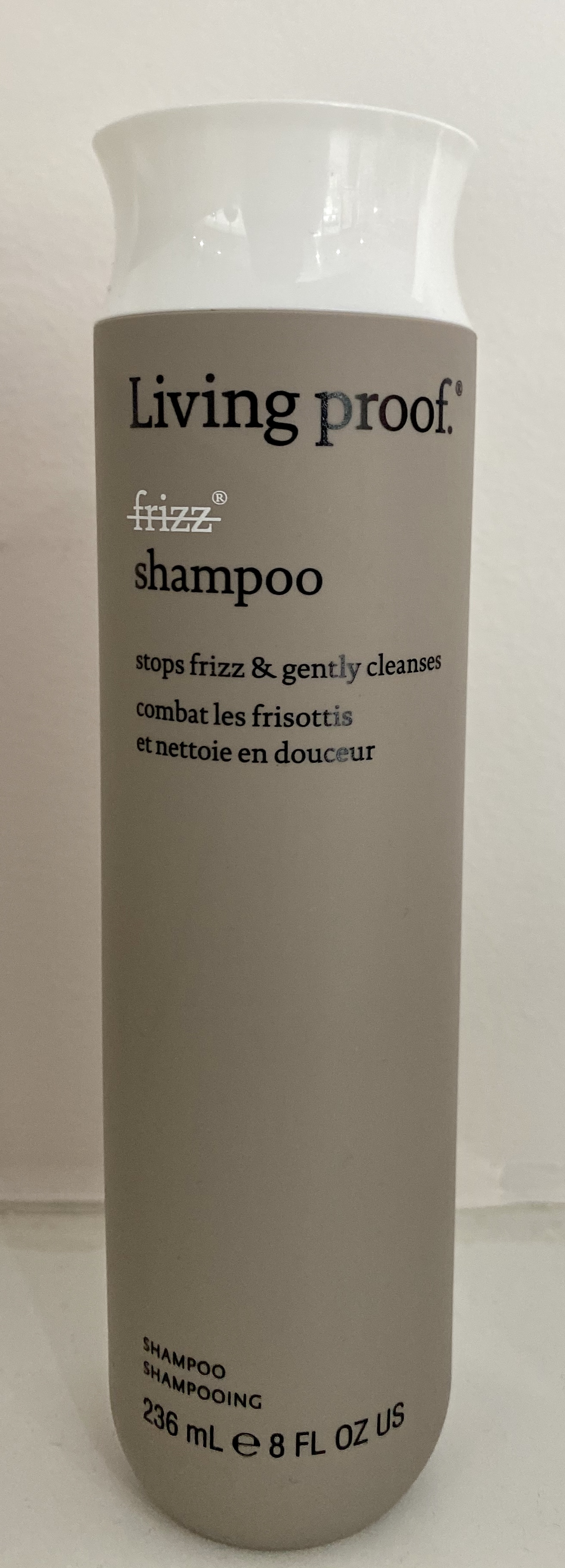 No Frizz Shampoo