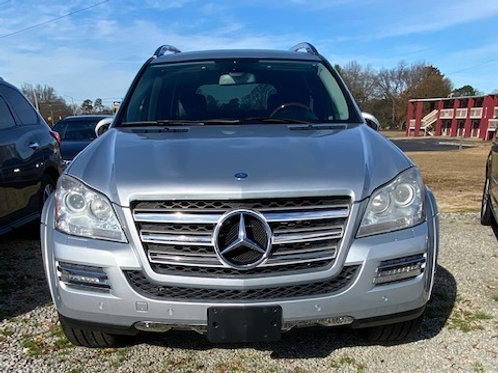 2010 Mercedes Benz GL550 4MATIC 4 WD V8