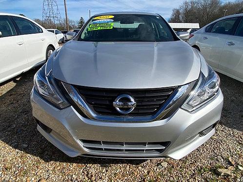 2016 Nissan Altima 2.5S