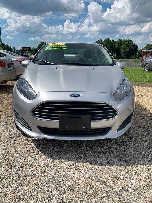 2018 Ford Fiesta Sport Edition