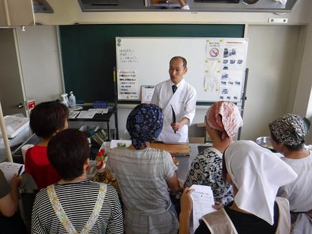 平成29年度 第1回世界の料理講座【日本料理】が開催されました♪