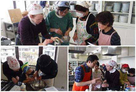平成29年度 第2回世界の料理講座『Let's cook in English!』