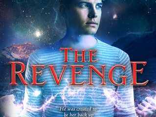 The Revenge by Holly Martin