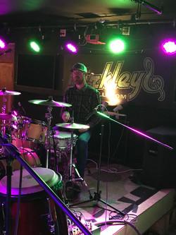 Mark at Barkley